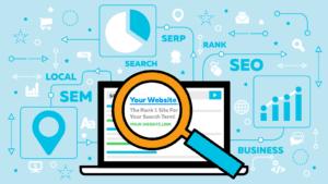 Local Search Ranking SEO